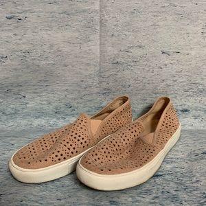 Steve Madden sz 7 Women's slip on sneaker pink